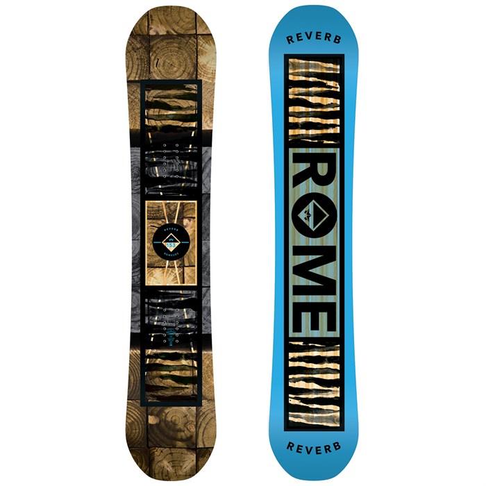Rome - Reverb Snowboard 2017