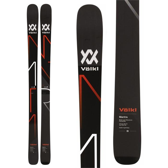 Volkl - Mantra Skis 2018
