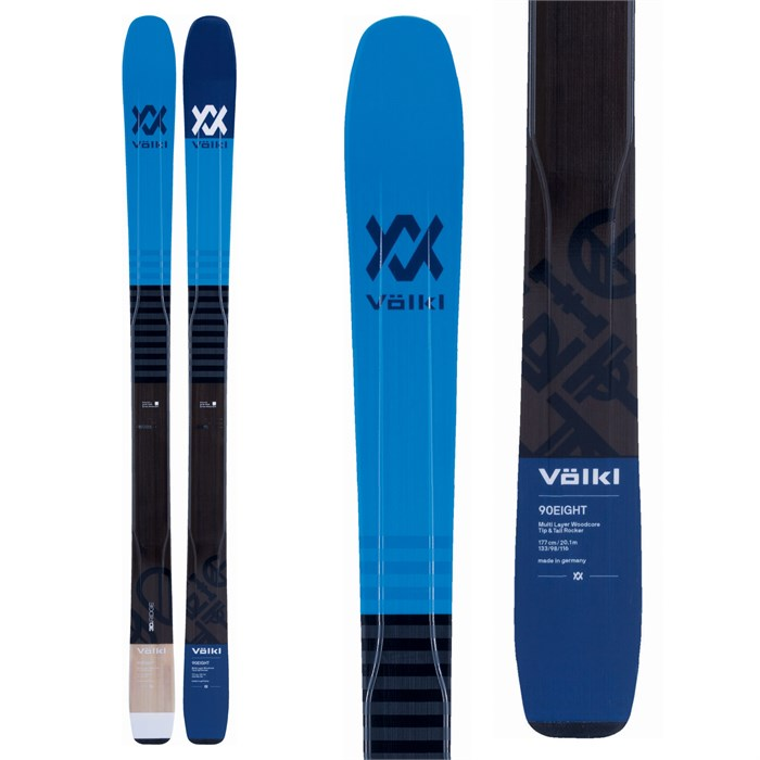 Volkl - 90Eight Skis 2018