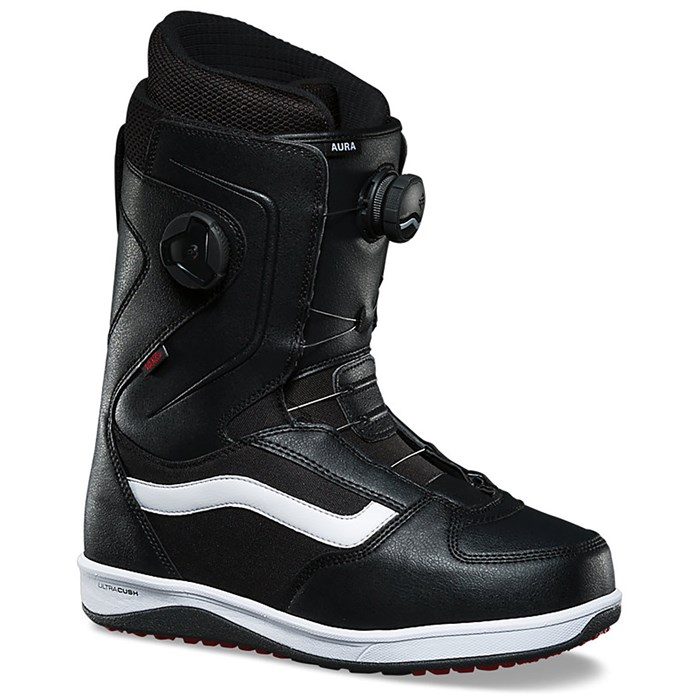 how do vans snowboard boots fit