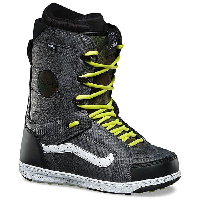 Vans Hi Standard Snowboard Boots 2018 | evo