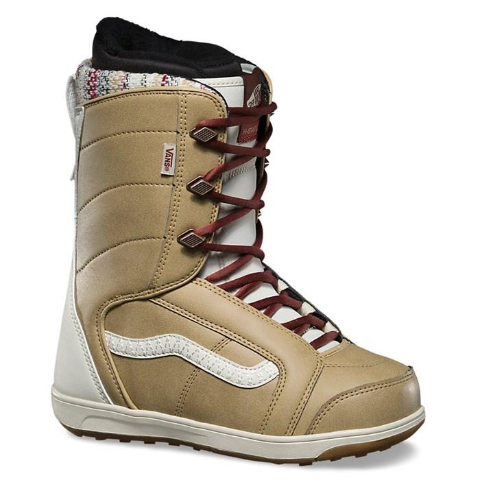 vans snowboard boots review