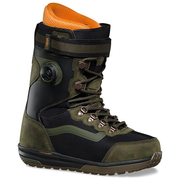 2018 vans snowboard boots