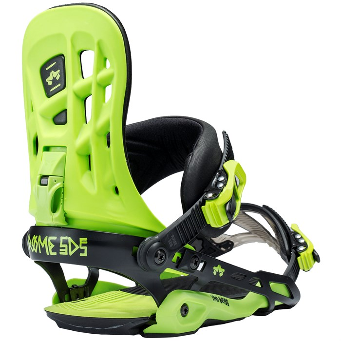 Rome - 390 Boss Snowboard Bindings 2018