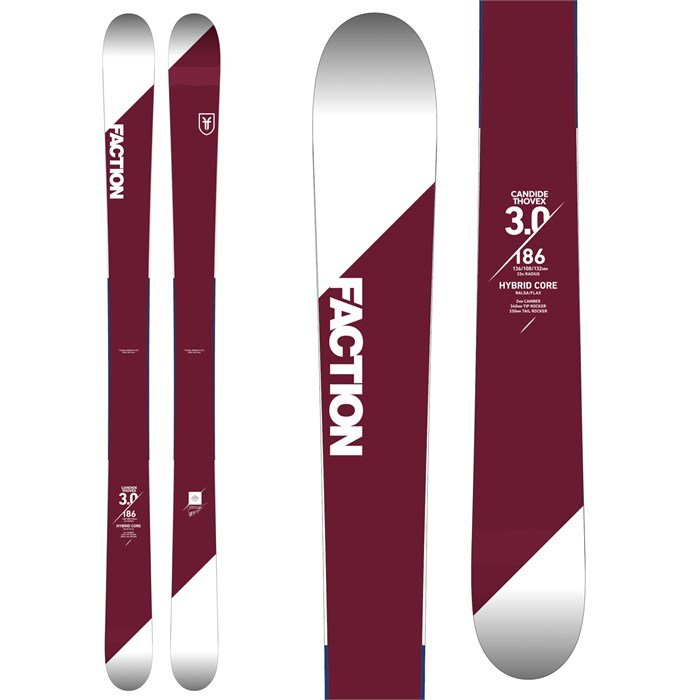 Faction - Candide 3.0 Skis 2018