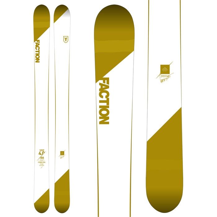 Faction - Candide 4.0 Skis 2018