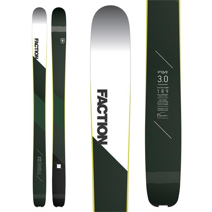 Faction - Prime 3.0 Skis 2018