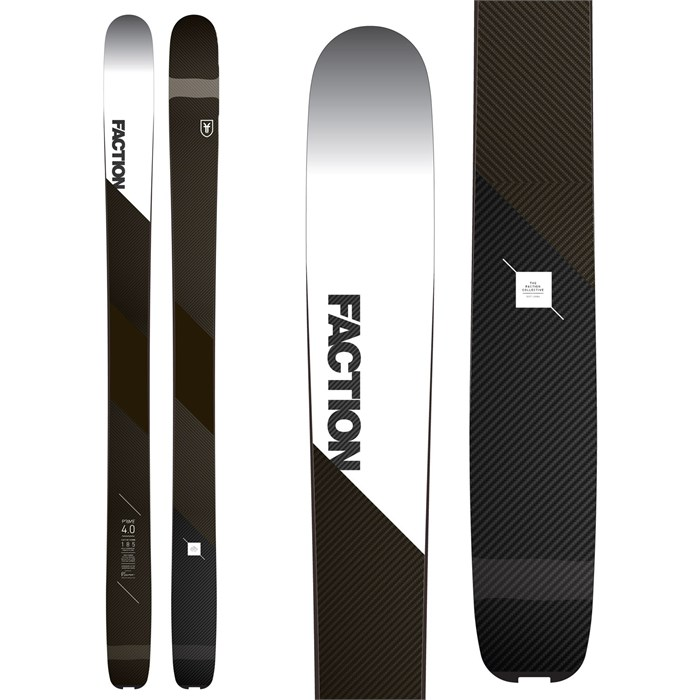 Faction - Prime 4.0 Skis 2018