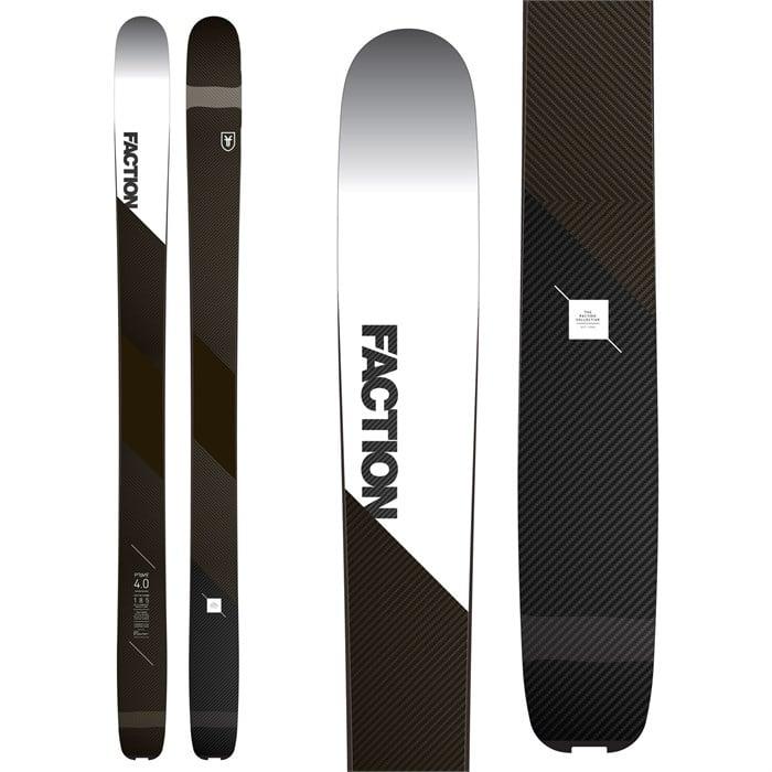 Faction - Prime 4.0 Skis 2018