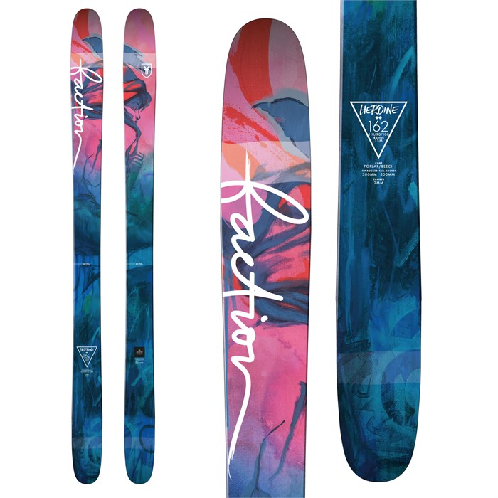 Faction - Heroine Skis - Women's 2018