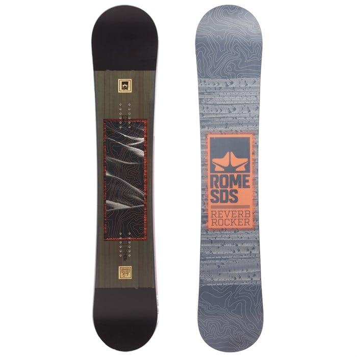Rome - Reverb Rocker SE Snowboard 2018