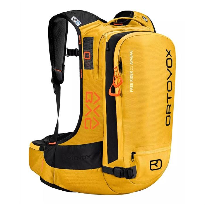 Ortovox - Free Rider 22L Avabag Airbag Pack