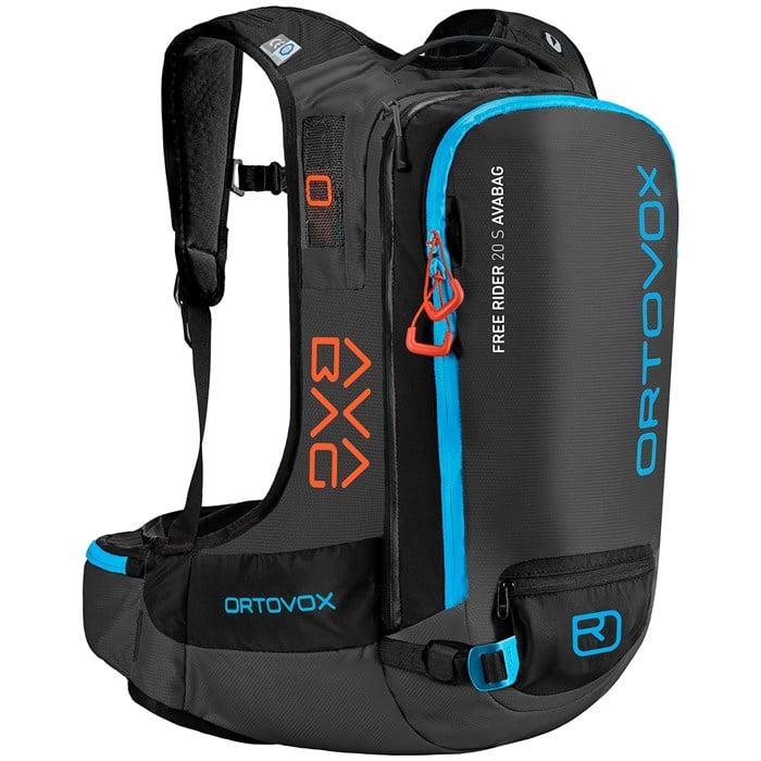 Ortovox - Free Rider 20L S Avabag Kit Airbag
