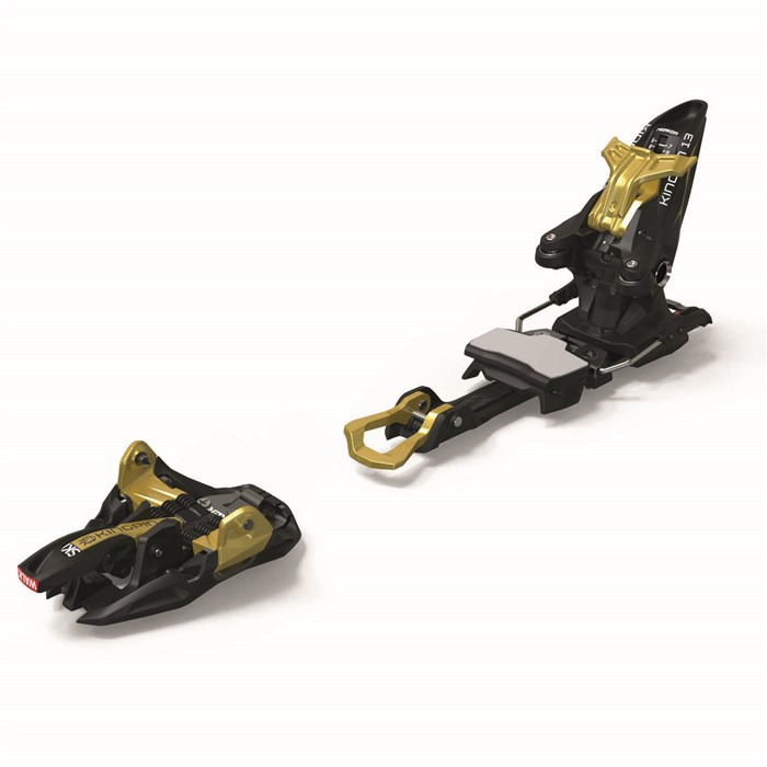 Marker - Kingpin 10 Alpine Touring Ski Bindings 2018