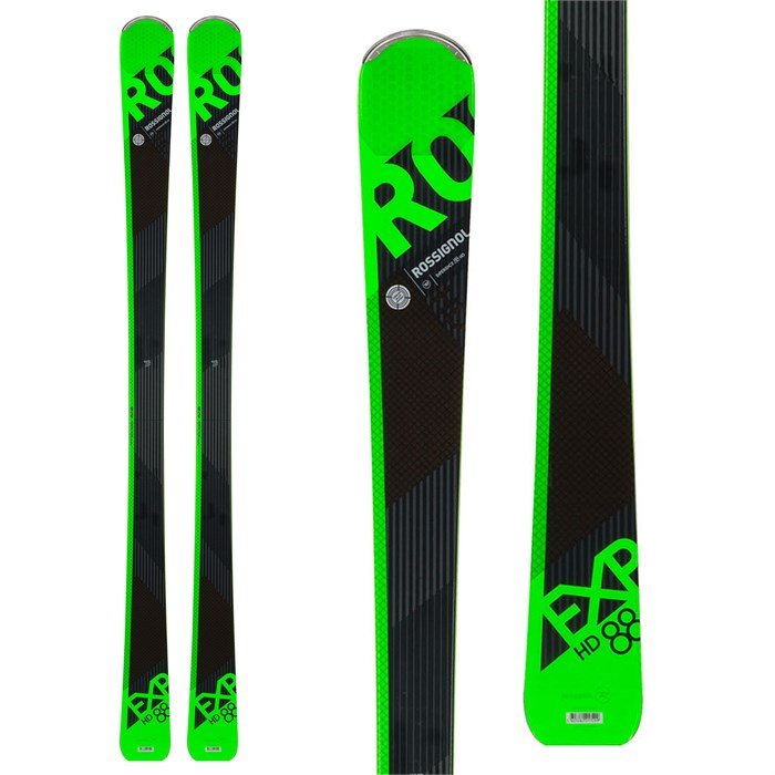 rossignol experience 88 hd skis 2018 evo. Black Bedroom Furniture Sets. Home Design Ideas