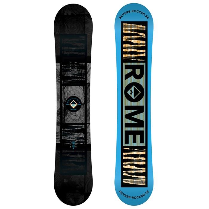 Rome - Reverb Rocker SE Snowboard 2017