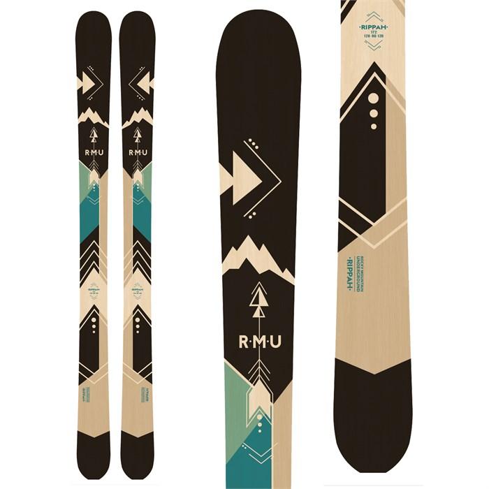 RMU - Rippah 98 2.0 Skis 2018