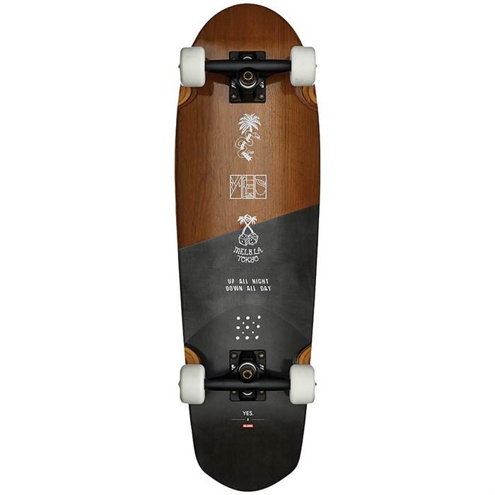 76ea120c256d9f Globe - Pusher Cruiser Skateboard Complete ...