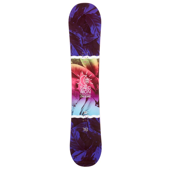 Salomon - Crescent SE Snowboard - Women's 2018