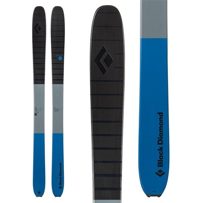 Black Diamond - Boundary Pro 107 Skis 2018