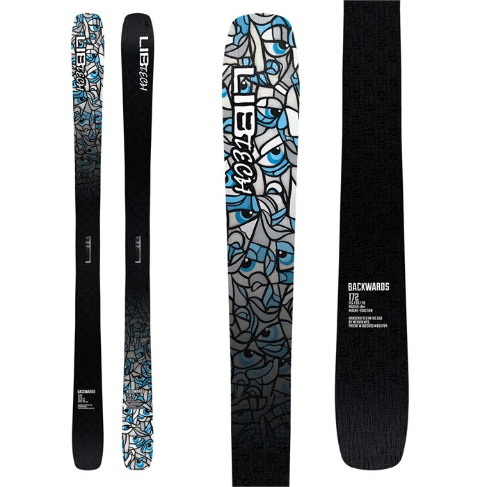 Lib Tech - Backwards Skis 2018