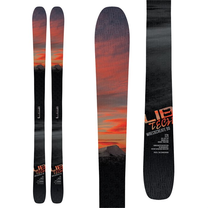 Lib Tech - Wreckreate 90 Skis 2018
