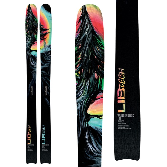 Lib Tech - Wunderstick Skis 2018