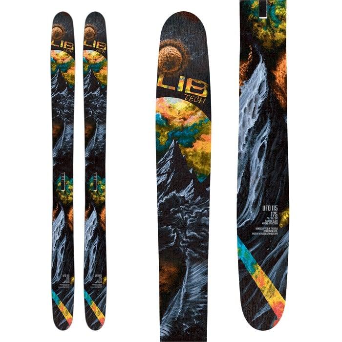 Lib Tech - UFO 115 Skis 2018