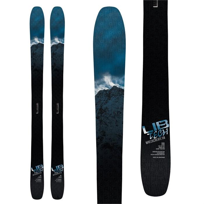 Lib Tech - Wreckreate 110 Skis 2018
