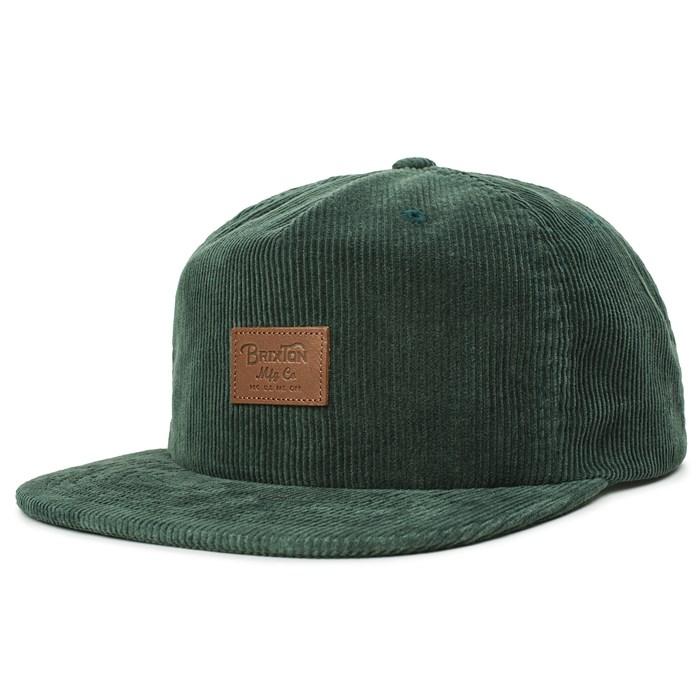 Brixton - Grade II UC Snapback Hat