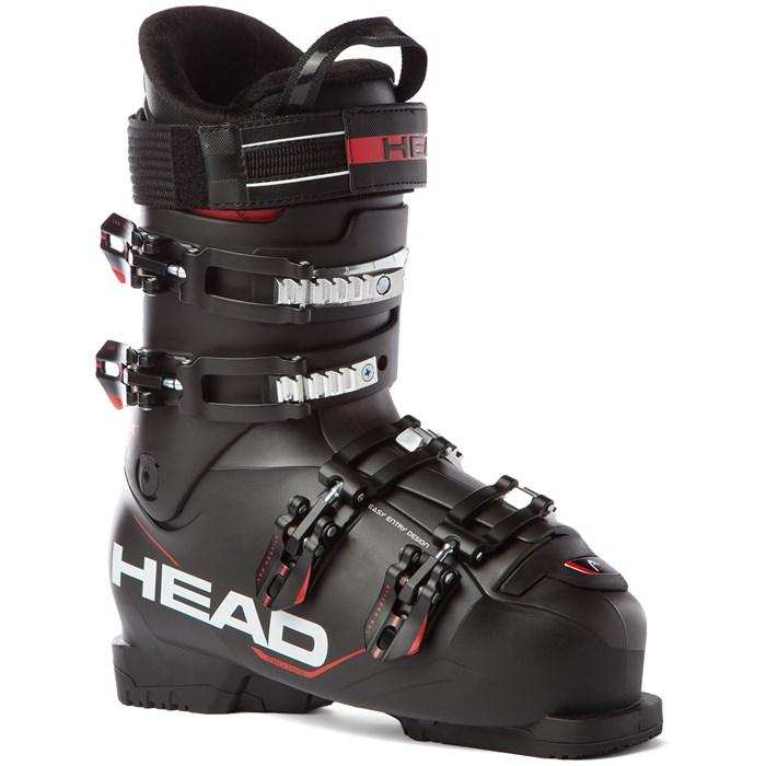 Head Next Edge Men's Ski Boots Black/Red Alpine/downhill