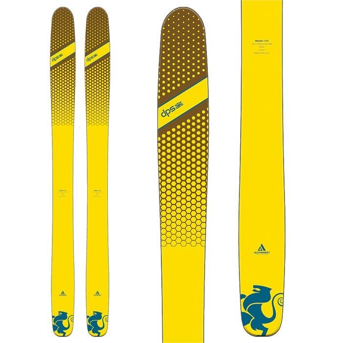 DPS - Wailer 112 Alchemist SE Skis 2018