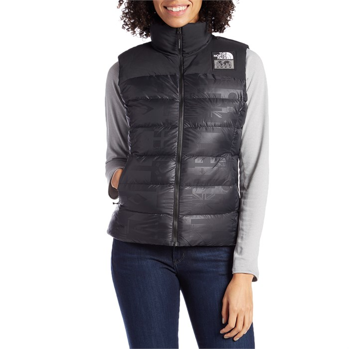 The North Face - International Collection Nuptse Vest - Women s ... 75c9f1ec8