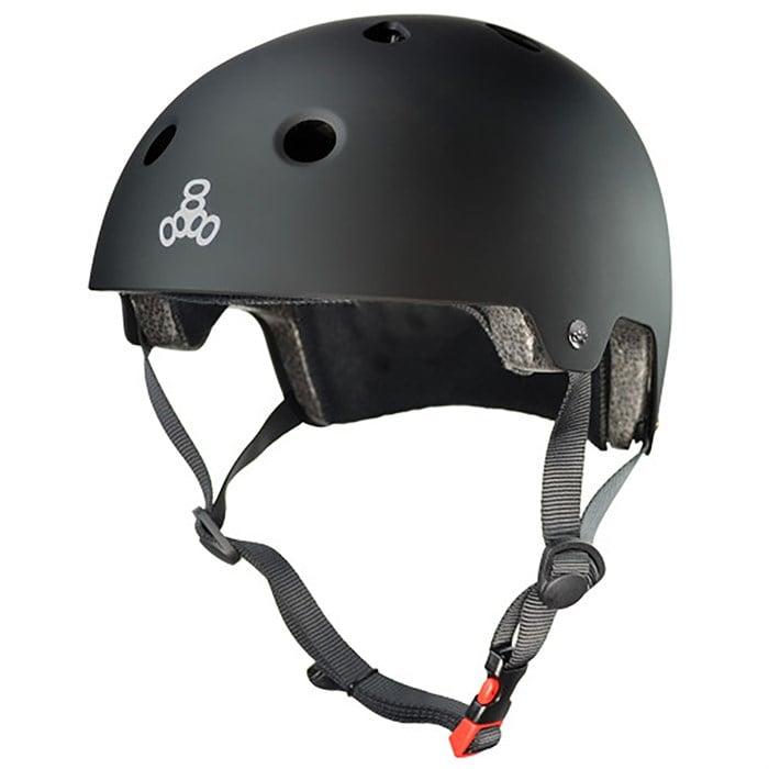 Triple 8 - Dual Certified With EPS Skateboard Helmet - Used