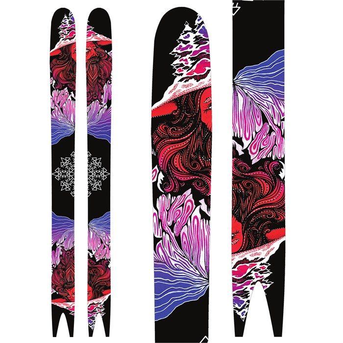 Sego Ski Co. Wizard Skis 2018  b6ec017ba
