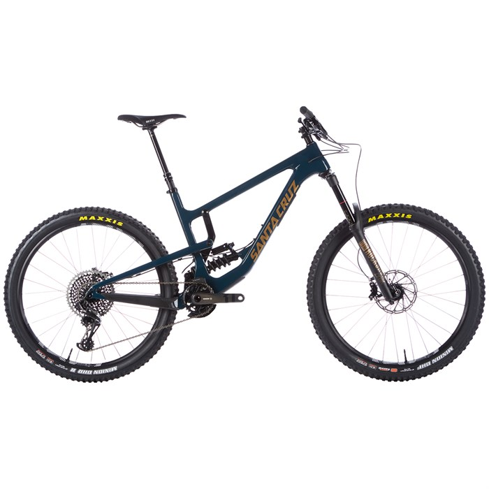 Santa Cruz Bicycles - Nomad 4 CC X01 Complete Mountain Bike 2018