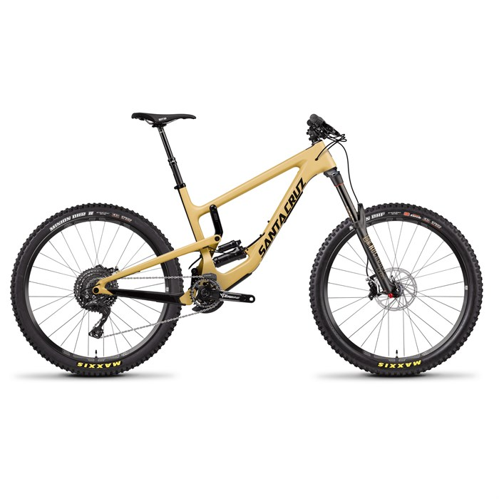 Santa Cruz Bicycles - Nomad 4 C XE Complete Mountain Bike 2018
