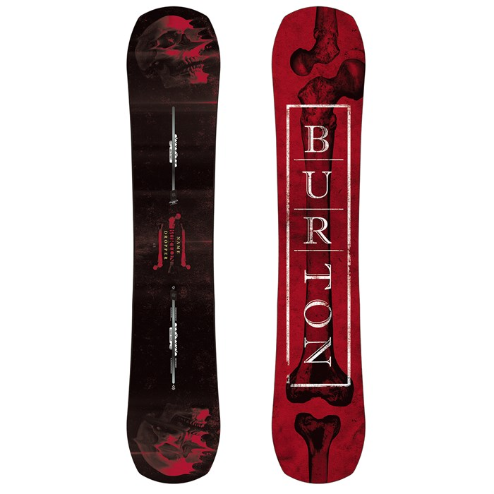 Burton - Name Dropper LTD Snowboard 2018