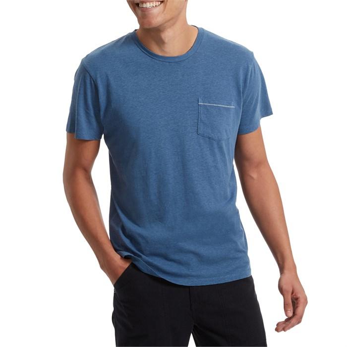 Mollusk - Hemp Pocket T-Shirt