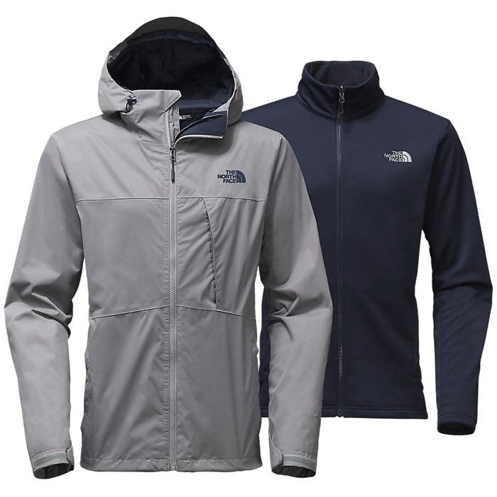 2a2e7b262 The North Face Arrowood Triclimate Jacket