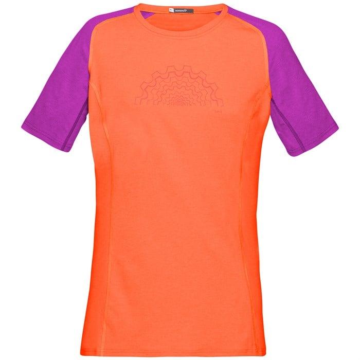 Norrona - Fjora Equaliser Lightweight Tee Shirt - Women's