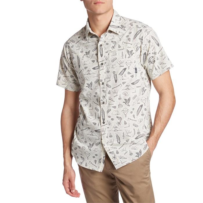 Columbia - Pilsner Peak™ Print Short-Sleeve Shirt