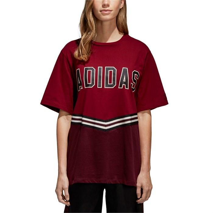 adidas originals tshirt women