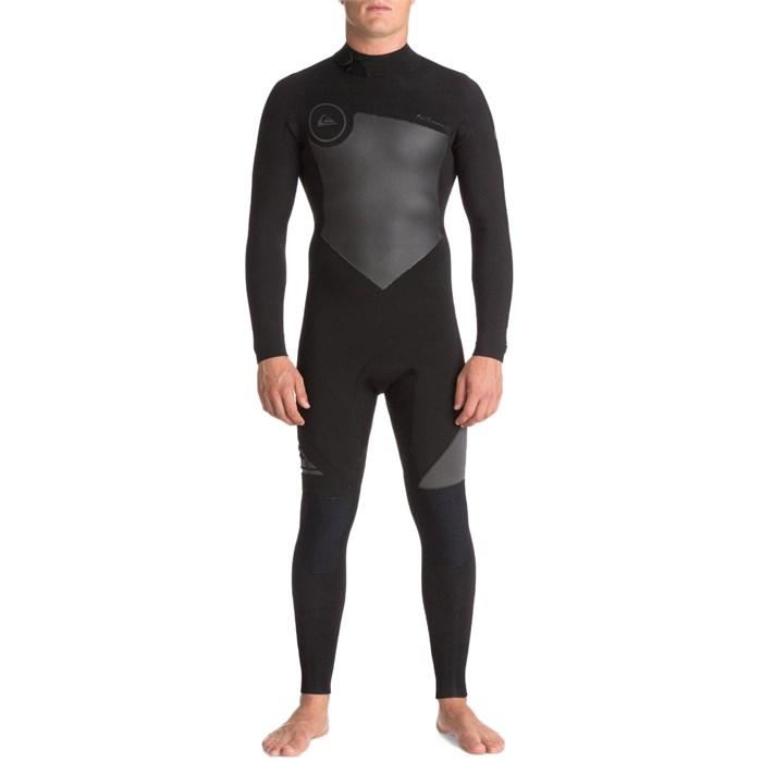 Quiksilver - 4/3 Syncro Back Zip GBS Wetsuit