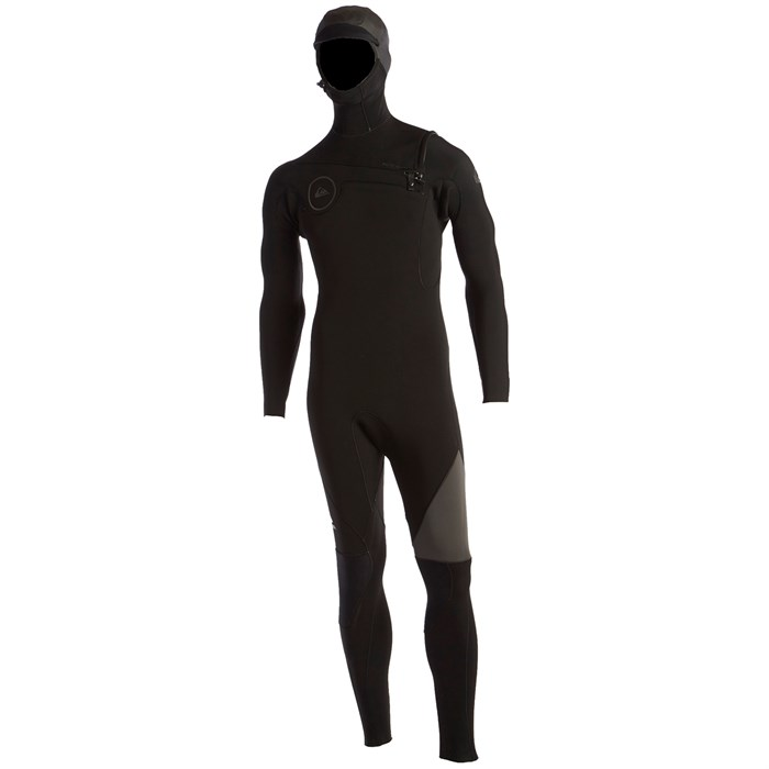 b31d0d572f Quiksilver 5/4/3 Syncro Chest Zip GBS Hooded Wetsuit