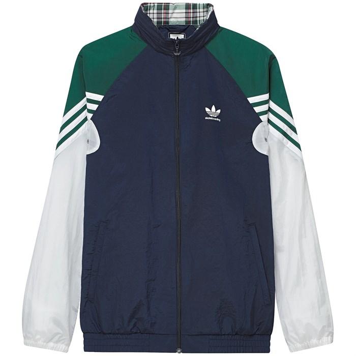 Adidas Lightweight Full Zip Track Jacket   evo