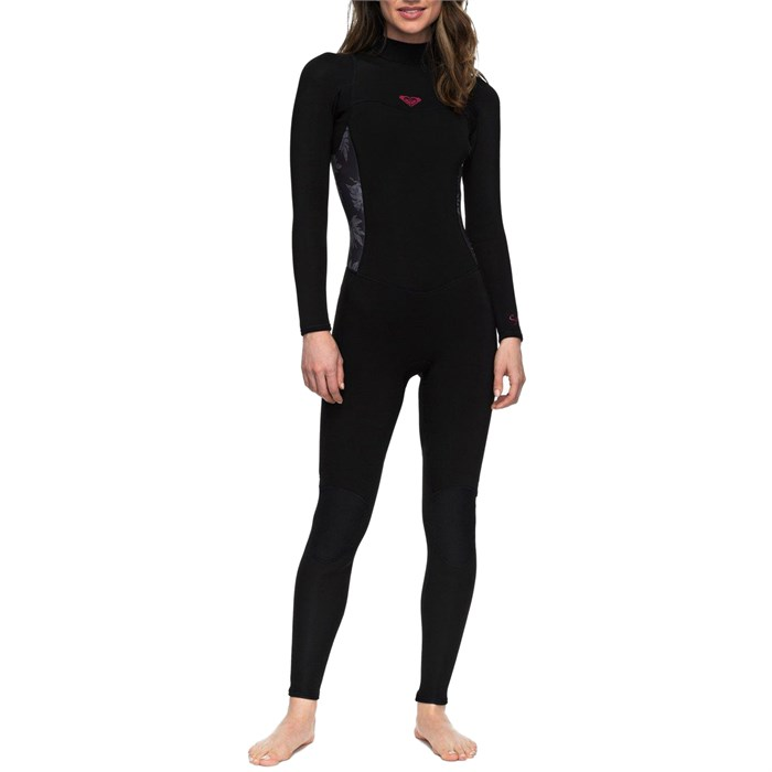 Roxy - 3/2 Syncro Back Zip Wetsuit - Women's