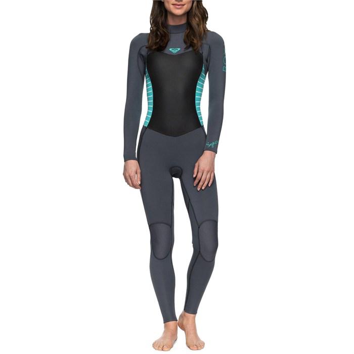 Roxy - 3/2 Syncro GBS Back Zip Wetsuit - Women's