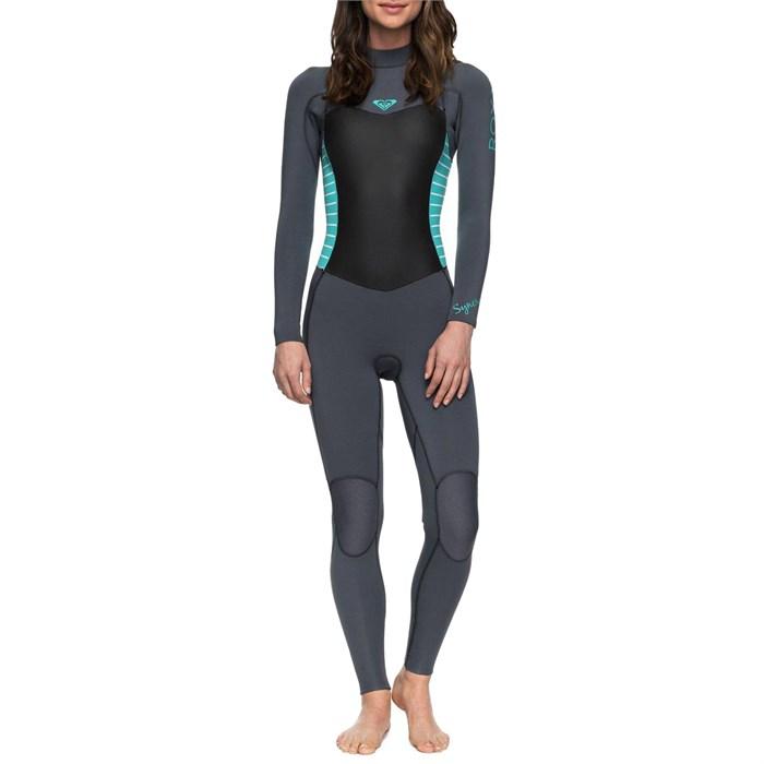 Roxy - 4/3 Syncro GBS Back Zip Wetsuit - Women's