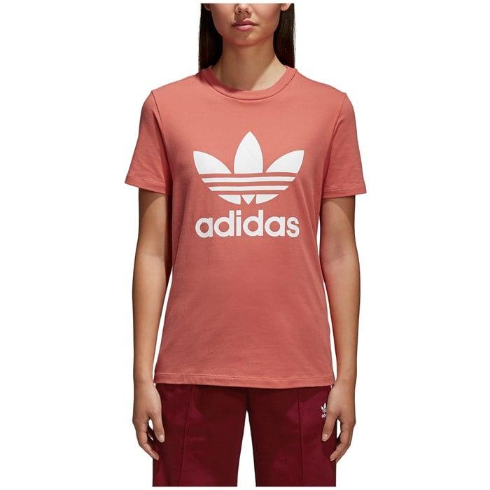 2cbf3a50f Adidas - Originals Trefoil T-Shirt - Women s ...